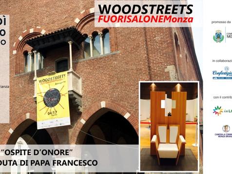 MONZA - WoodStreets Arengario: oggi la presentazione alla città