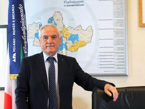 S. Giuseppe Artigiano, gli auguri del Presidente Giovanni Barzaghi