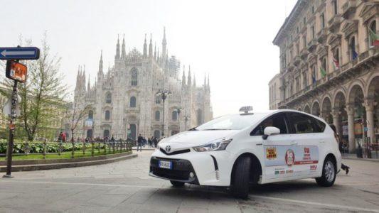 APA Confartigianato taxi Milano