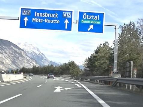 TRASPORTO MERCI – Austria: disponibili i calendari delle limitazioni al traffico sulla A12