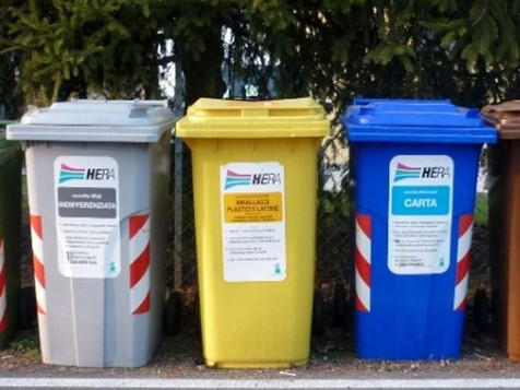 In cinque anni +13,6% tariffa per raccolta rifiuti