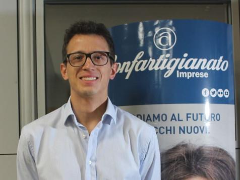 GIOVANI IMPRENDITORI - Francesco Figini è il nuovo Presidente del Gruppo Giovani di APA Confartigian