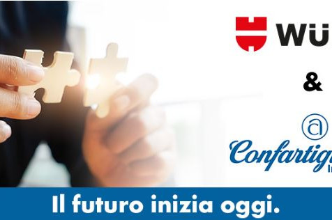 Confartigianato sigla la nuova convenzione con Würth Italia