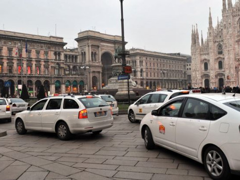 Estensione turni taxi - 1° Maggio 2018 Città di Milano