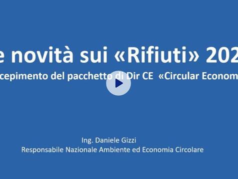 Novita' sulla gestione dei rifiuti: chiarimenti dal ministero della transizione ecologica
