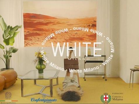 Dal 25/2 White lancia il palcoscenico digitale per l'eccellenza della moda artigiana