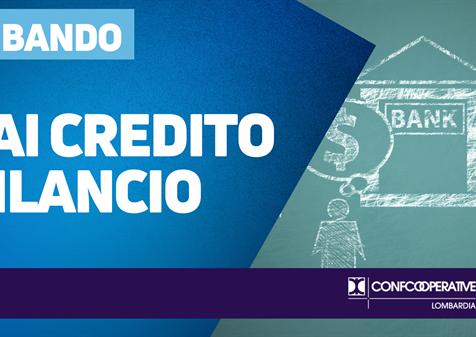 """Bando """"FAICredito Rilancio- Fondo abbattimento interessi"""""""