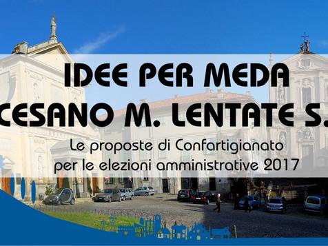 Meda, Cesano Maderno e Lentate sul Seveso - Confartigianato si confronta con i principali candidati