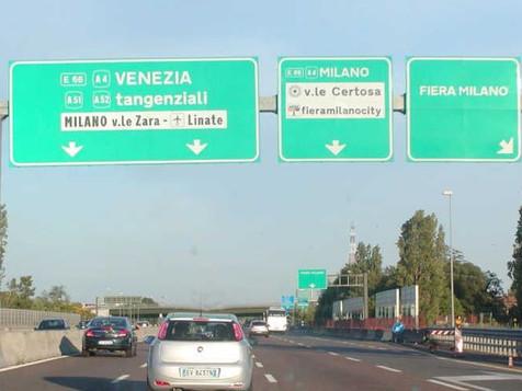 Trasporti: prorogato a fine 22 il divieto ADR sulla A4 tra Sesto S. Giovanni e Milano Viale Certosa