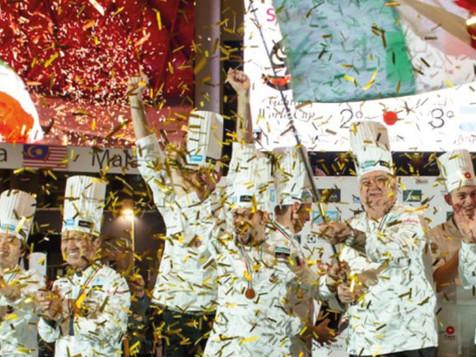 L'Italia vince la coppa del mondo della gelateria 2020