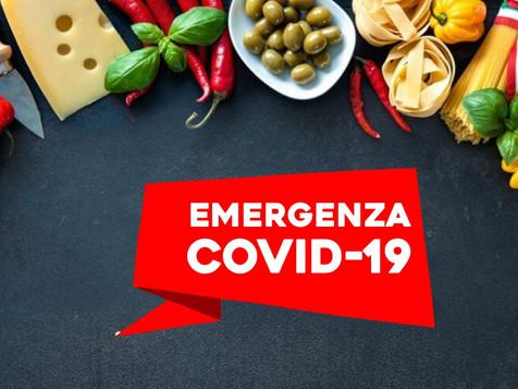 CATEGORIA ALIMENTARISTI - Chiarimenti a seguito dell'adozione del nuovo DPCM 24 ottobre 2020