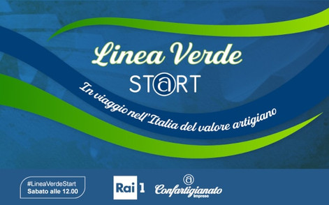 Linea verde start: l'artigianato lombardo su RAI1