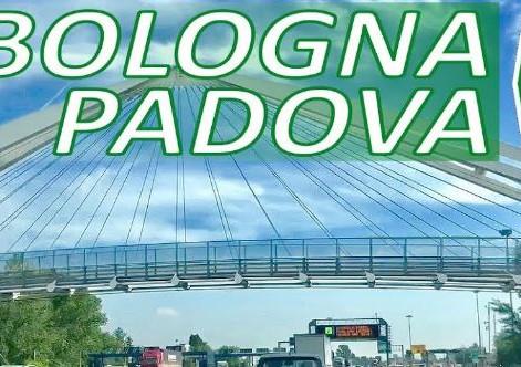 TRASPORTI -  Informazioni viabilità A13 BOLOGNA-PADOVA