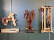 LISSONE - I trofei d'autore della coppa Agostoni realizzati dalle nostre imprese