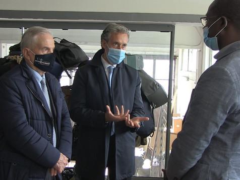 Delegazione del Senegal in visita a Milano: tappa nella sede e dagli artigiani di Confartigianato