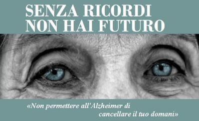 """Dodicesima """"Giornata nazionale di predizione dell'Alzheimer"""""""