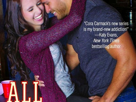 Cora Carmack's All Played Out - Released Blitz