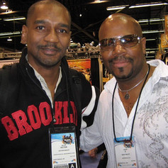 With the Late Victor Bailey RIP