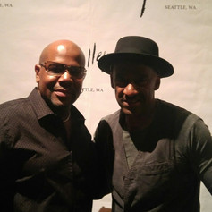 With Marcus Miller