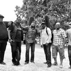 With Walter Finch, Ivan Payne, John Anthony, Reshard Radford, Brandon Willis