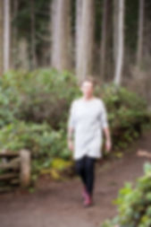 Diana Reyers Walking in the Forest