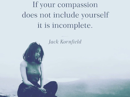 Daring to Share Compassion