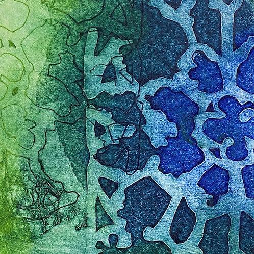 Medieval Motif II Detail