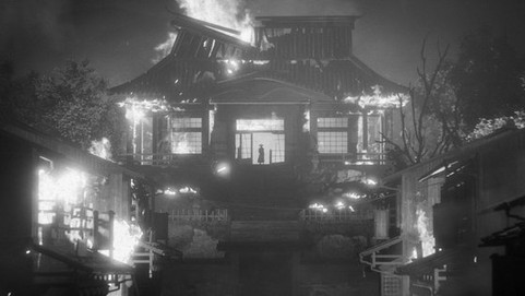 Devolver представила самурайский чёрно-белый экшен Trek to Yomi с видом сбоку