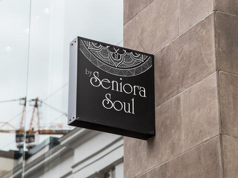 "Логотип ""Seniora Soul"""