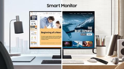Монитор которому не нужен PC (Samsung Smart Monitor)