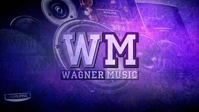 "Логотип ""Wagner Music"""