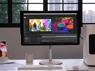 Acer привезла в Россию профессиональный монитор для работы с видео и 3D-графикой