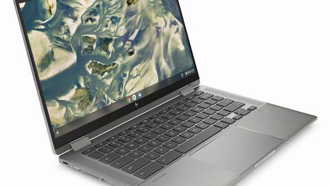 HP выпустила ноутбук-трансформер Chromebook x360 14c с процессором Intel Tiger Lake