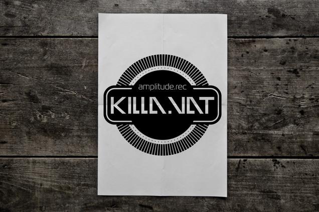 """Логотип """"KillaVat"""""""