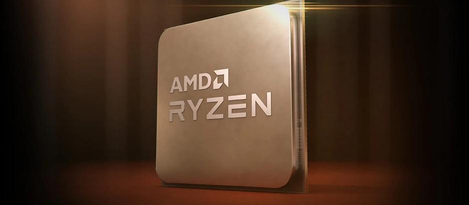 AMD представила процессоры Ryzen 5000G со встроенной графикой Vega