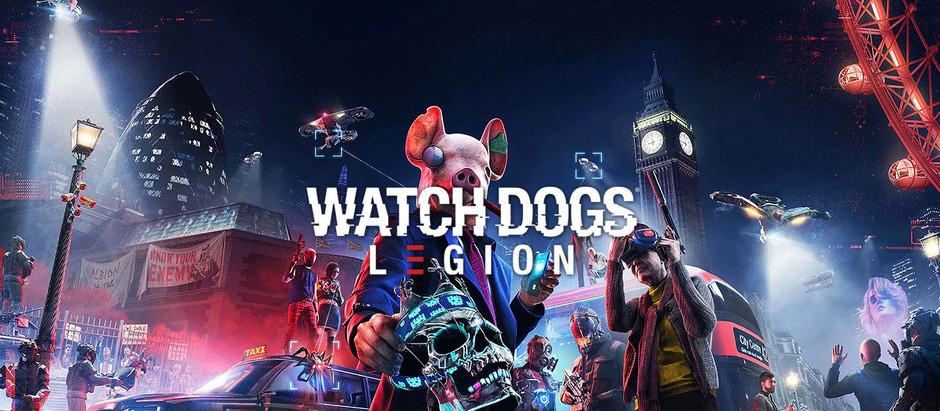 Watch Dogs Legion станет временно бесплатной