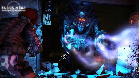 Ремейк оригинальной Half-Life - Black Mesa, получил крупное бесплатное обновление Definitive Edition