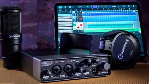 ОБЗОР Steinberg UR22C Recording Pack