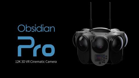 Kandao Obsidian Pro: панорамная 12K-камера за 2 600 000 рублей