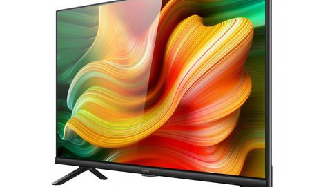 Realme анонсировала свой самый дешёвый 4K-телевизор