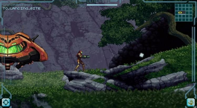 Вышла первая демоверсия Metroid Prime 2D, которую фанаты разрабатывают уже 17 лет