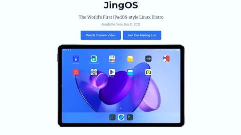 Показан новый Linux, который сможет заменить iPadOS