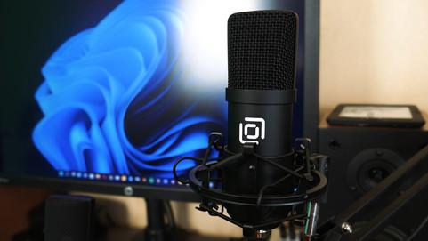 Полный боекомплект для стримера: Обзор USB микрофона ОКЛИК SM-700G