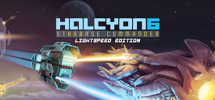 Halcyon 6: Starbase Commander раздают бесплатно в EGS до 18 февраля
