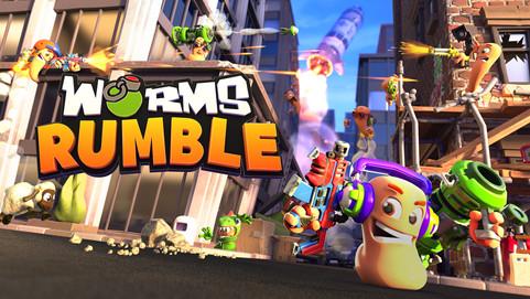 В Steam состоялся выход игры Worms Rumble