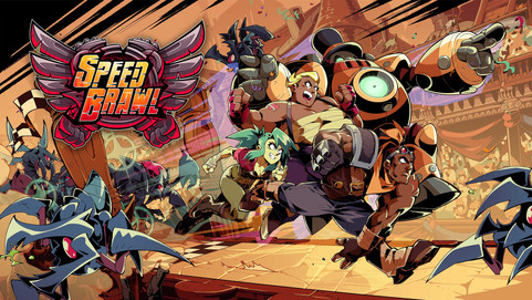 Файтинг Speed Brawl раздают бесплатно в Epic Games Store