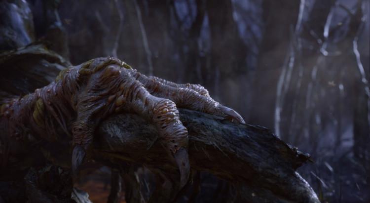 Пробуждение монстра в тизере Gord — новой игры от продюсера The Witcher 3: Wild Hunt