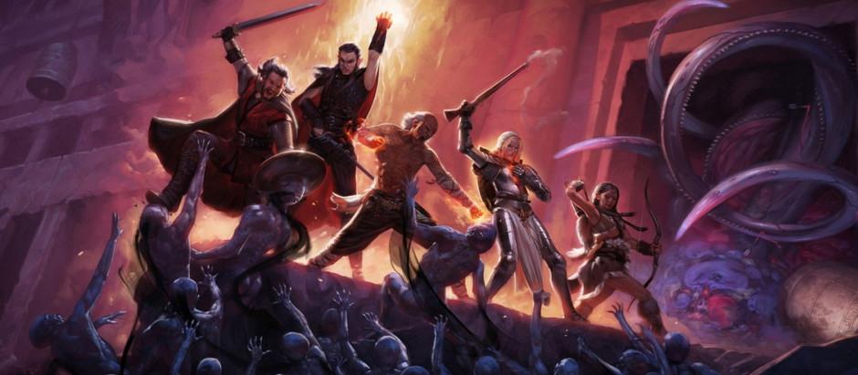 В Epic Games Store бесплатно отдают сразу две ролевые игры: Pillars of Eternity (DE) и Tyranny