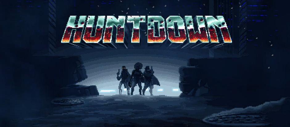 Steam-версия ретрошутера Huntdown выйдет 12 мая с аркадным режимом и онлайн-кооперативом