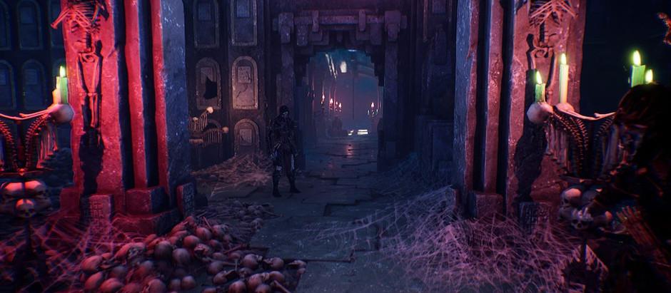 Анонсирован мрачный ролевой экшен Project Lilith в стиле Dark Souls